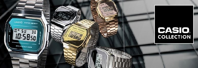 relojes casio collection retro