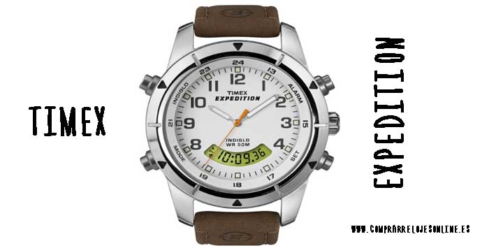 b1aa88550557 Timex Expedition T498289J - Comprar relojes online